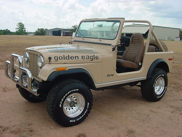 1980 CJ7 from Austin Jeeps