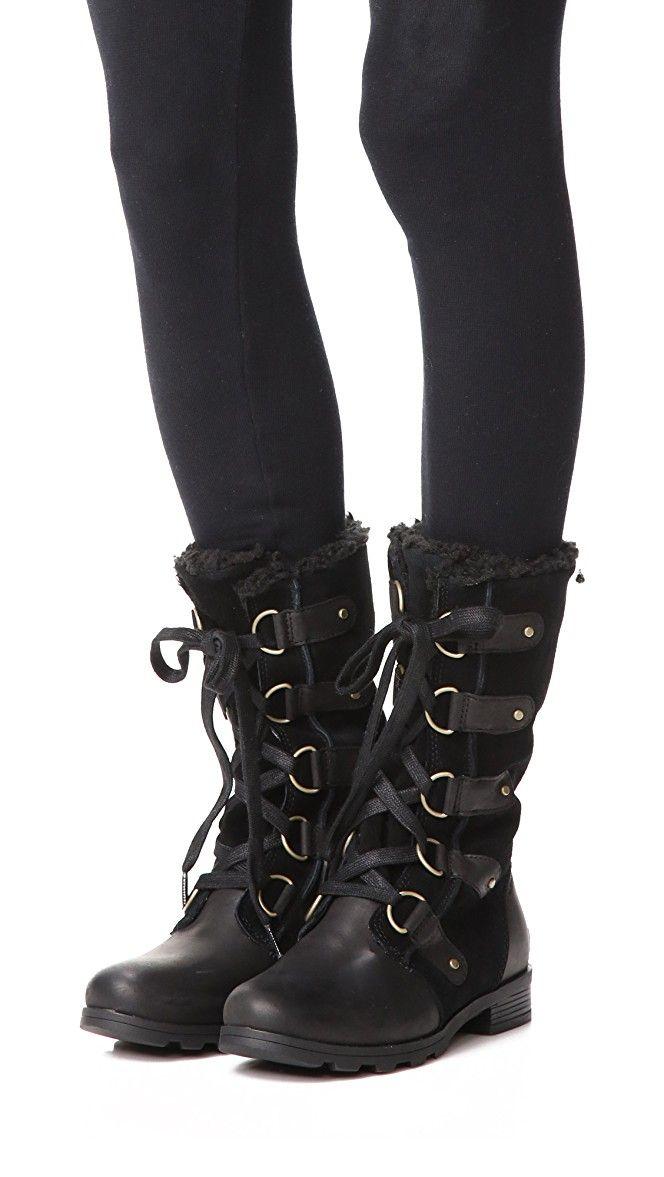 Sorel Emelie Lace Boots | Lace boots