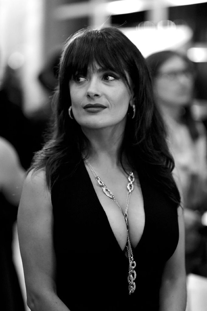 Salma Hayek - Spike Tv's Guys Choice Awards In Culver City : Global Celebrtities (F) FunFunky.com