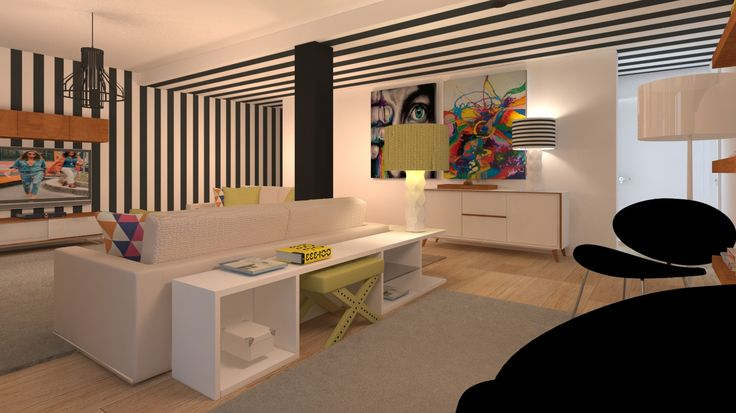 room mais tgv interiores de jantar salas de estar sala de dinning room