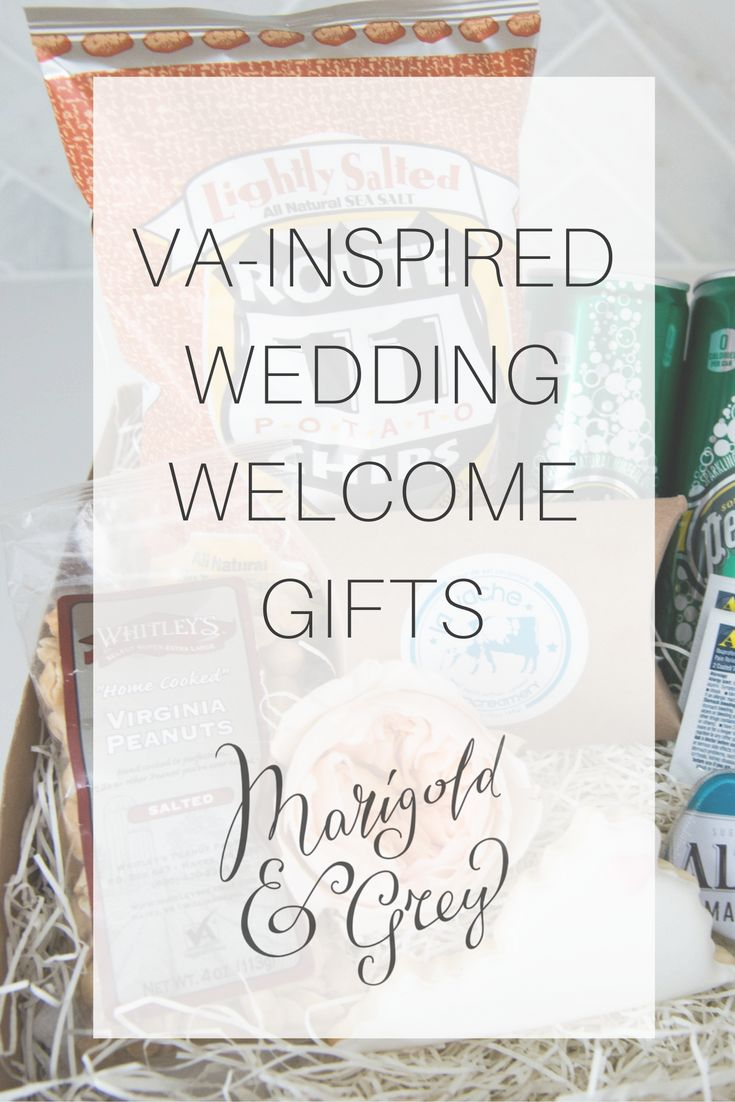 gift va inspired inspired wedding wedding welcome gifts designed gift ...
