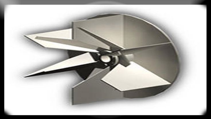 Open Radial Blade