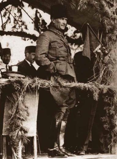1916-1922 yılları arası Atatürk fotoğrafları