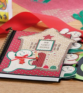 Family Recipe Book : create christmas wonder :  Shop | Joann.com