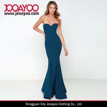 Women Latest Dress Design Pure Color Navy Blue Strapless Bodycon Maxi Prom Dress Best Seller follow this link http://shopingayo.space