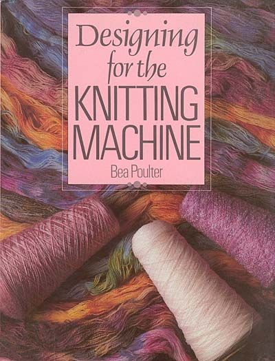 "Link to a book review of ""Designing for the Knitting Machine"" by Bea Poulter. The review is in German and English, by kind permission from Kerstin of the Strickforum blog."