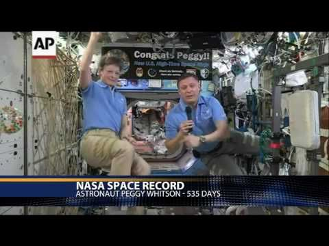 theDove TV News Update at 8:00 am 04-25-17 Commander Peggy Whitson is now the record holder for the most time spent in space by any American Astronaut.  OTHER STORIES IN THIS NEWS UPDATE: A new $40 million dollar storage and research facility is added to the American Holocaust Museum in Bowie, Maryland, Congressman Greg Walden attempt to speed up loan appraisals for veterans through the VA, Oregon Weather.  Originally aired on theDove TV & Radio See more at https://thedove.us/news