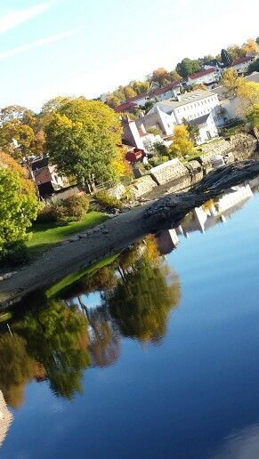 Bakklandet og Nidelva, Trondheim,  Norway