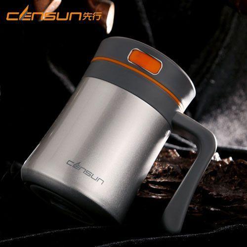 Antibacterial Stainless Steel Thermos Coffee Vacuum Flask