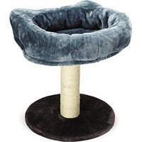 Cheap Cat Is Good Cat Scratching Posts for Cats and Kittens - Grey 181/2