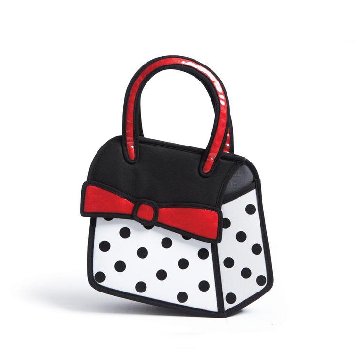 Best Handbag Heaven Images On Pinterest Pockets Backpacks - Cartoon handbags