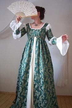 Kleidreise - Basia Kollek. Atelier für historische Mode, Gothik und Fantasy. Bildergalerie unserer Kunden