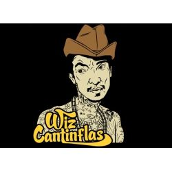 Funny Mexican T-Shirts: Wiz Cantinflas.  15% Off coupon storewide: 2likept   http://store.somexican.com