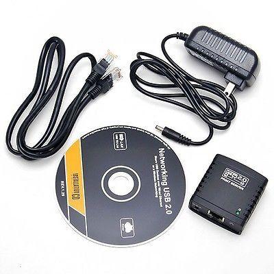 USB+2.0+LRP+Print+Server+Share+a+LAN+Networking+Ethernet+Hub+Adapter+(400702747134)