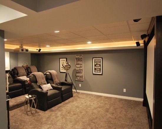 Diy home theatre decor