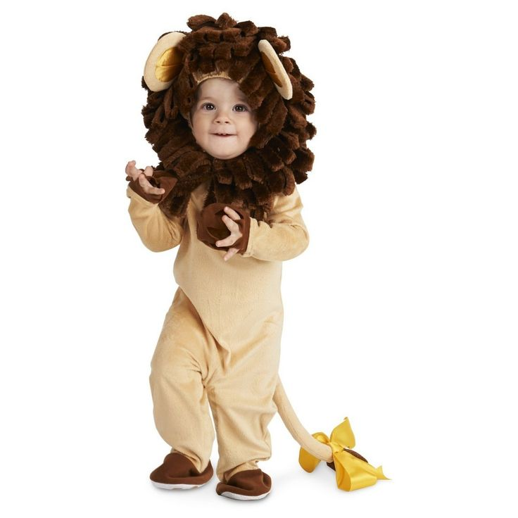 Cutest Cub Baby Costume 6-12 Months, Infant Unisex, Size: 6-12 M, Brown