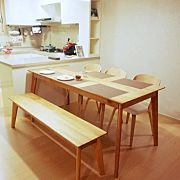 Lounge,照明,ナチュラル,ダイニング,ベンチ,ダイニングテーブル&チェアに関連する他の写真