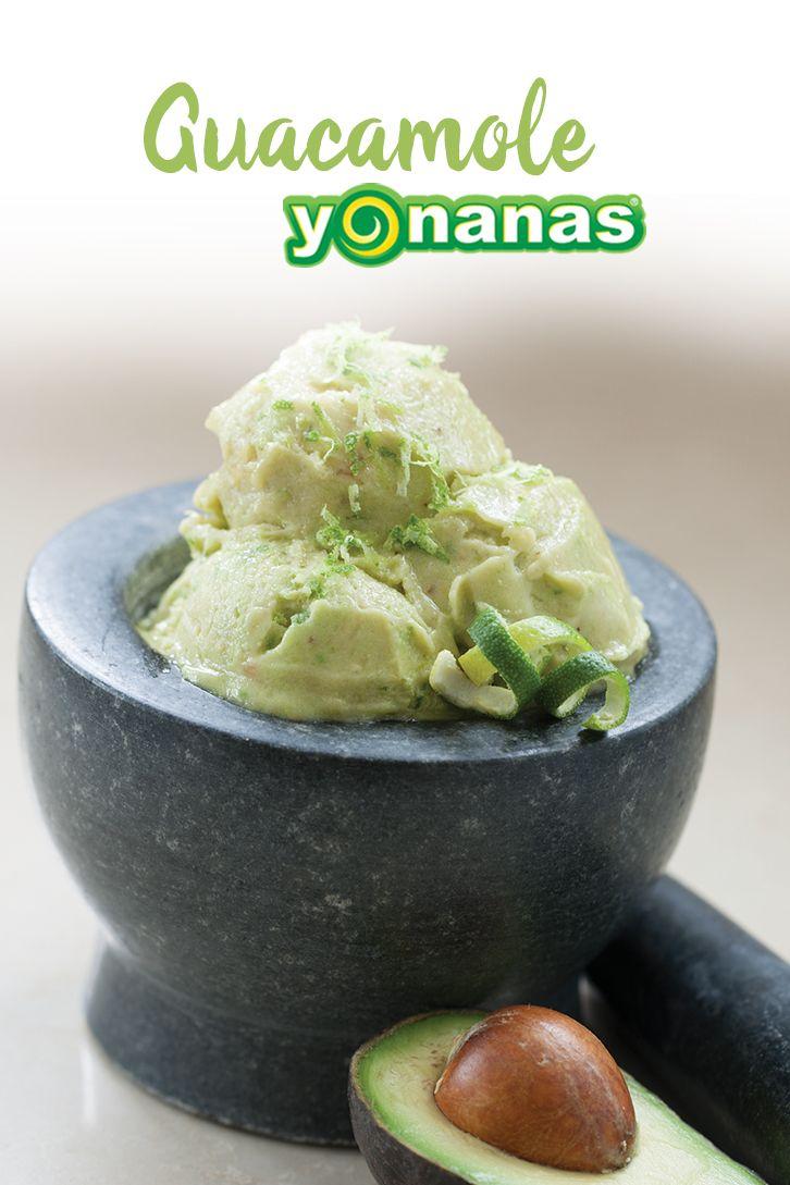 ... into a creamy, frozen twist on Guacamole. Great for Cinco de Mayo