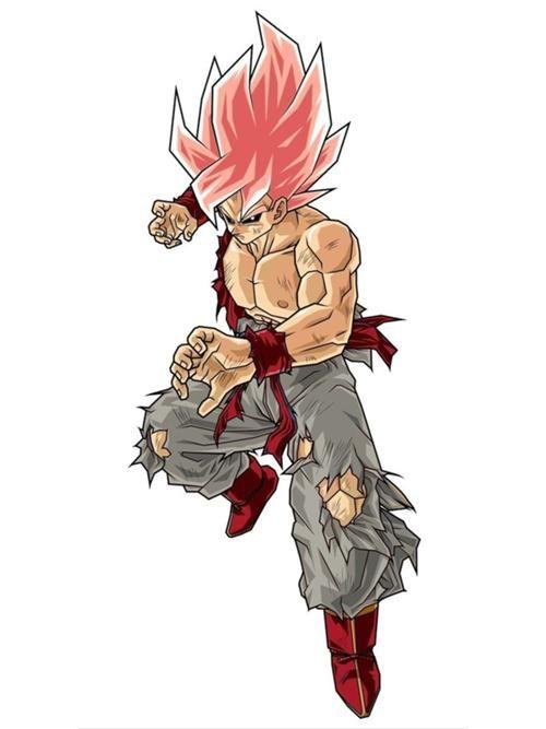 Evil Goku (Goku's Counterpart)