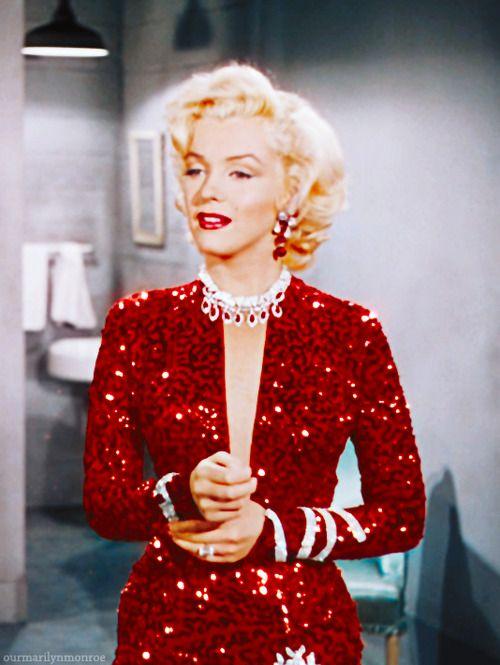Marilyn Monroe 1953 Gentlemen Prefer Blondes Norma