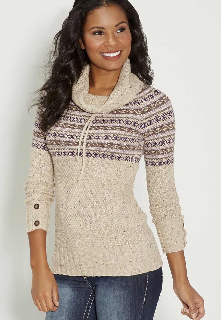 198 best Sweaters and other knitwear images on Pinterest | Knits ...