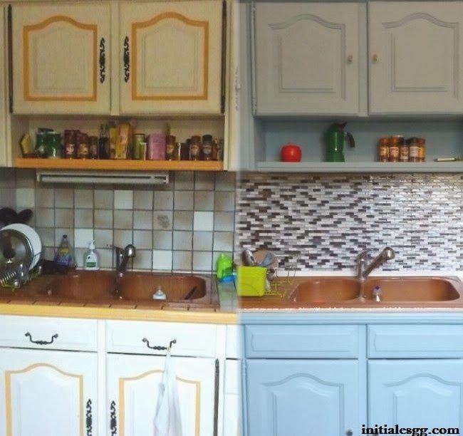 Comment rénover une cuisine avec un petit budget et rapidement.