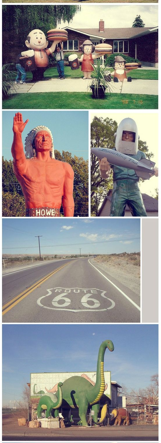 Road Trip across America, great ideas! #travel #drive