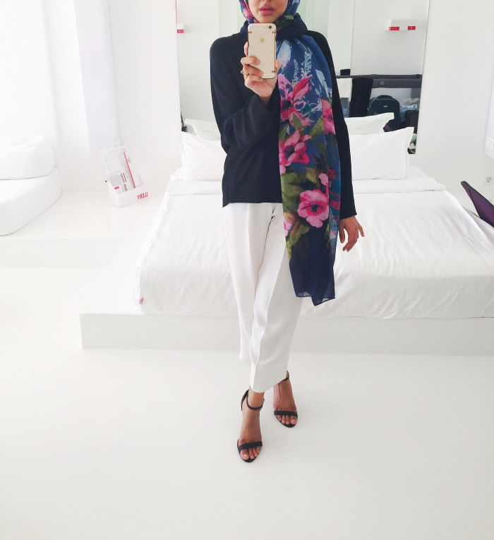 Today I'm Wearing..Tropical | NASEEMA / BLOG