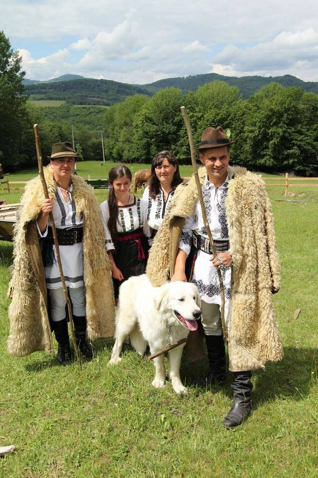 Vivcharyky( shepherds ), Carpathian Mountings, from Iryna with love