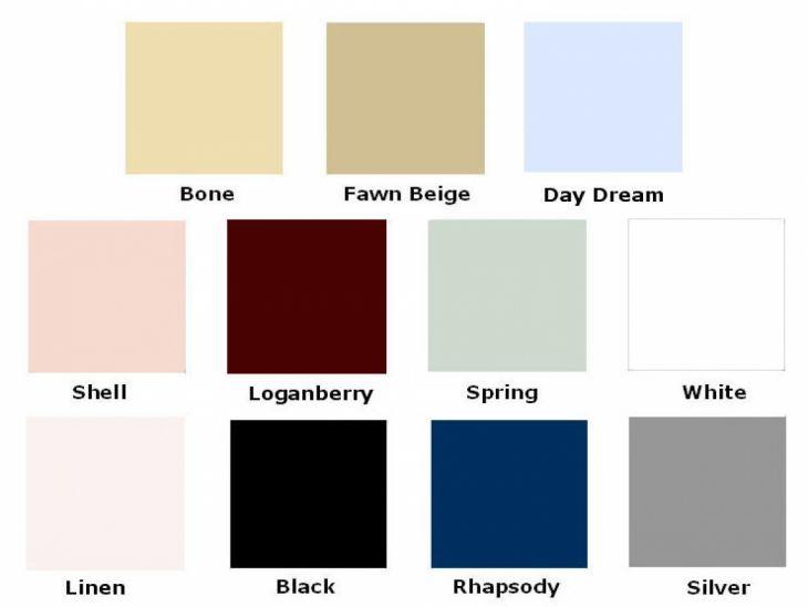 Marvellous American Standard Toilet Colors Pictures