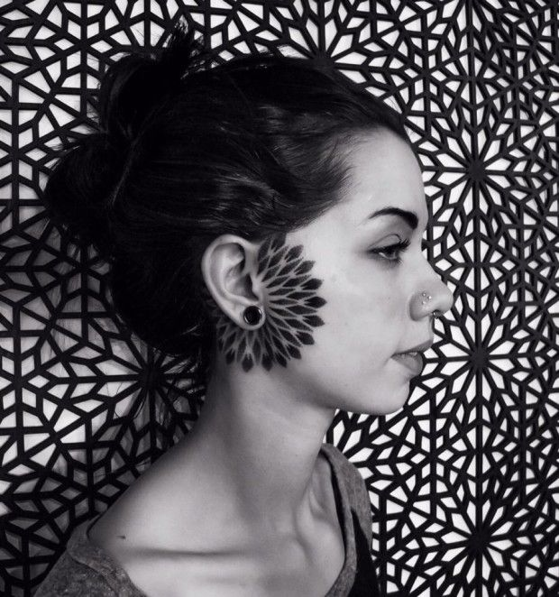 The Bold Geometry Of Corey Divine