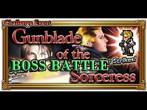 [FFRK] FFVIII Gunblade of the Sorceress - Seifer | Lunatic Pandora, Part...