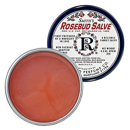 smith's rosebud salve.