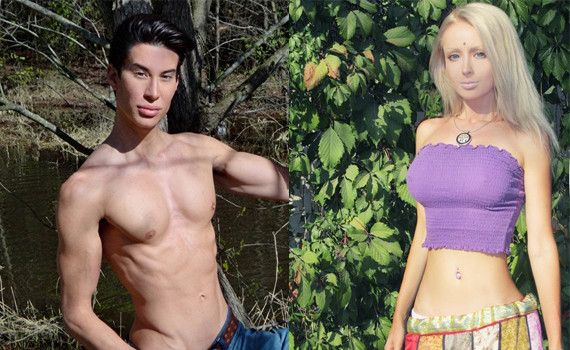 Human 'Ken Doll' Justin Jedlica Not Interested In Real-Life 'Barbie Doll' Valeria Lukyanova: EXCLUSIVE