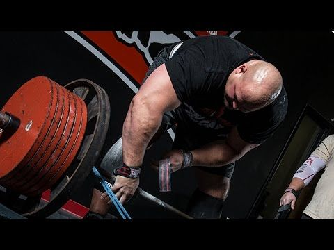 Mark Bell: HOW TO USE LIFTING STRAPS for Bigger and Better Workouts from World's Strongest Man Brian Shaw