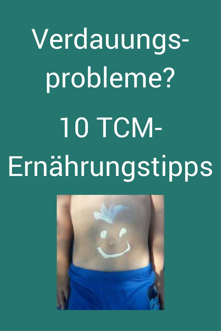 Blähungen, Bauchgrummeln, Durchfall... Die 10 wichtigsten Tipps aus der TCM! #Verdauung #TCM