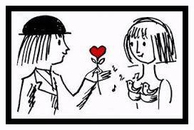 Afbeeldingsresultaat voor les amoureux de peynet