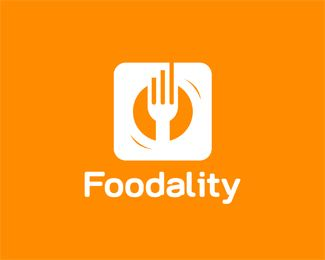 Logo Design - Foodality