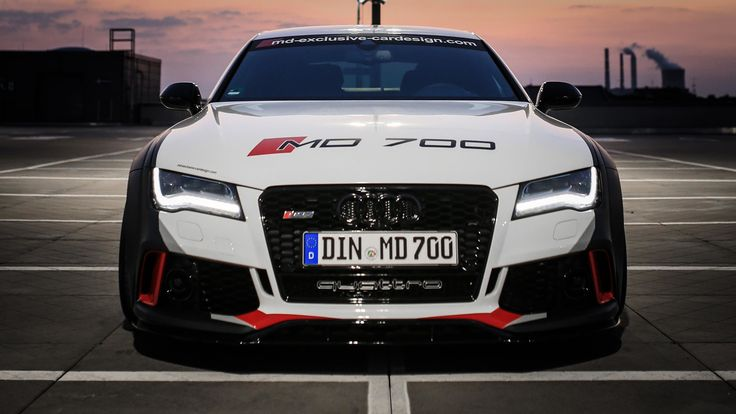 Audi S7 by M & D Exclusive Cardesign