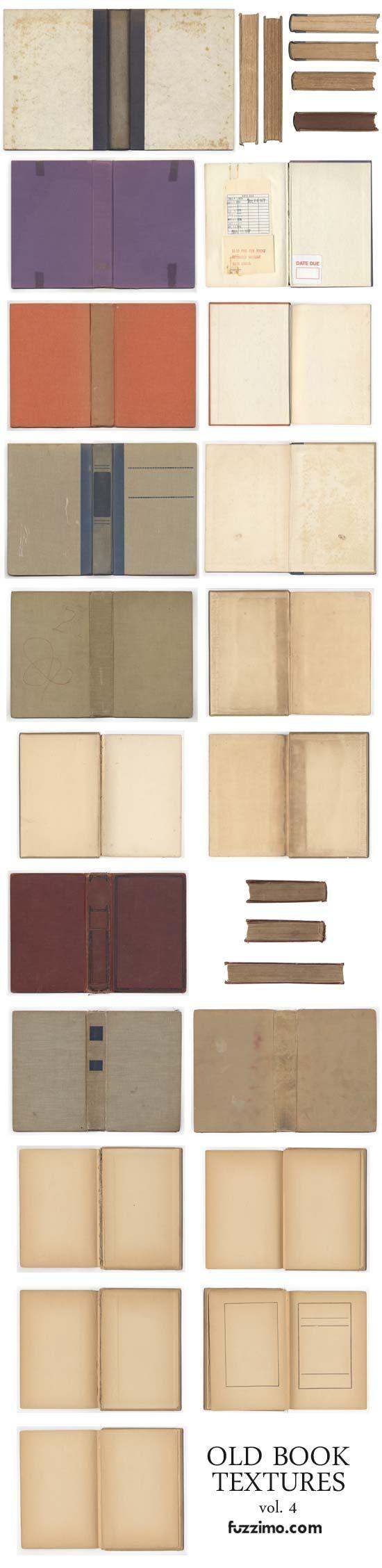 free download... book textures
