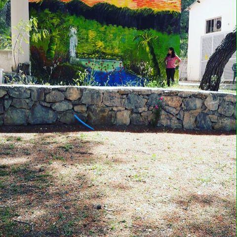 Özdere merkez bankası kampı#duvar sanatı#yaglı boya #sanat#güzellik http://turkrazzi.com/ipost/1518209341362384380/?code=BURw1omla38