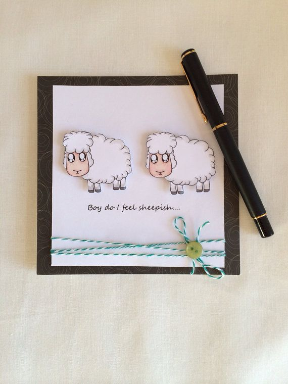 79 best Cards of Apology images on Pinterest Paper crafts - humble apology letter