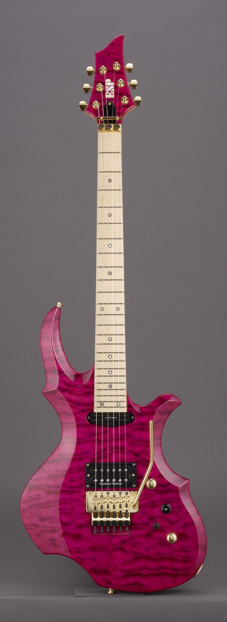 ANTELOPE Model ESP guitars