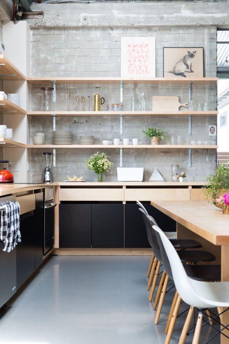 Best 25+ Loft kitchen ideas on Pinterest | Industrial style kitchen, Loft  style homes and Industrial style