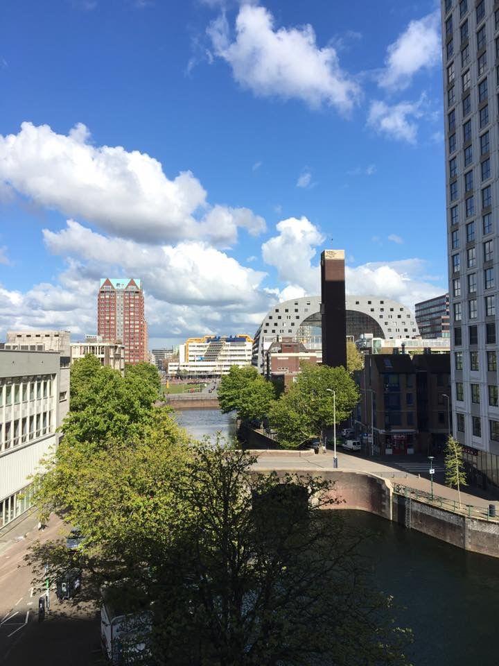 Afbeelding van Rotterdam door Margo De Vos Nederland