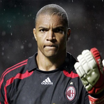Dida the (Milan) fall guy. He is more known for having his swan song than for playing football.