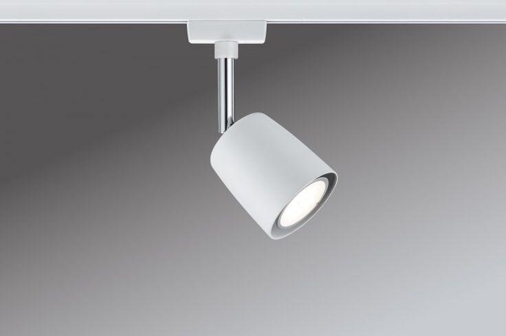 Paulmann URail Spot Covks Bílá bez zdroje světla, max. 10W GU10 953.36