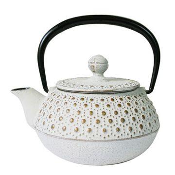 TeaPot  camomille No.3 (南部鉄器カラーポット)