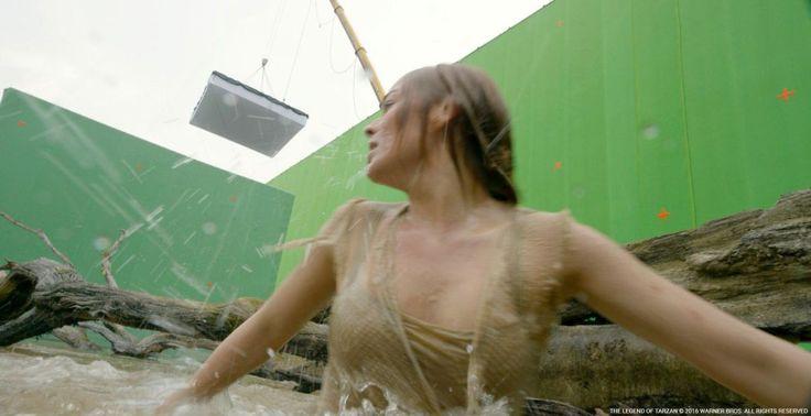 The Legend Of Tarzan: Vfx Breakdown