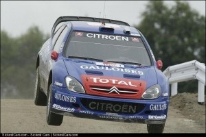 2006 Citroen Xsara WRC Sebastien Loeb Becomes Rally Driver - http://sickestcars.com/2013/05/10/2006-citroen-xsara-wrc-sebastien-loeb-becomes-rally-driver-2/